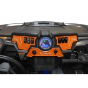 Polaris RZR XP1000 Dash before new dash plate