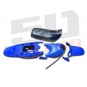 Plastics, Seat and Gas Tank Kit Yamaha PW50