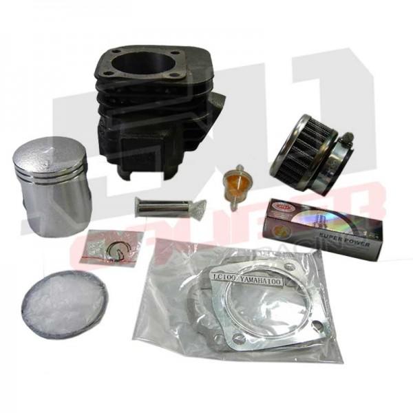 Top end cylinder rebuild kit for Polars Sportsman 90 from 50