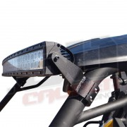Can Am 2013 Light Bar Mounts with 50 inch Radius LED