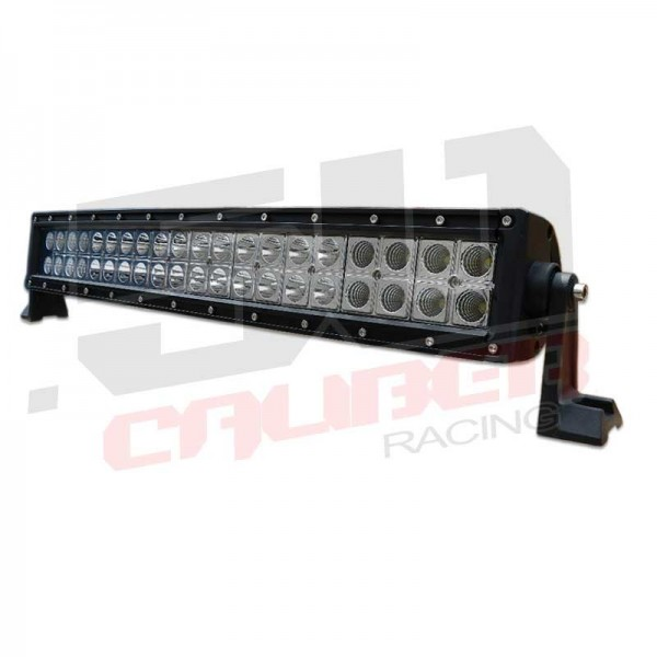 30 inch curved led light bar ip68 waterproof housing with cree 30 curved led light bar flood and spot beam combo 50 caliber racing aloadofball Image collections