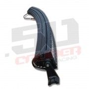 "50"" Curved LED Light Bar - 3 Watt Cree Bulbs - 50 Caliber Racing"