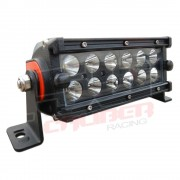 6 Inch Spot Beam 36 Watt LED Light Bar