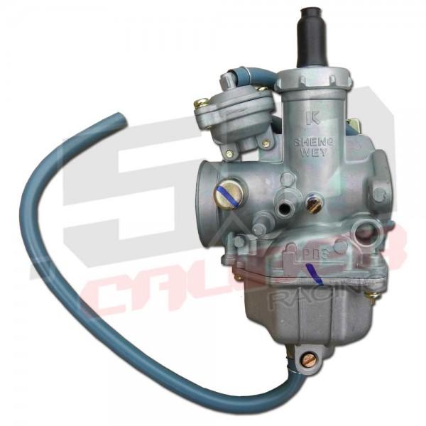 27mm Carburetor for Honda Fourtrax Recon TRX250 ATV stock replacement