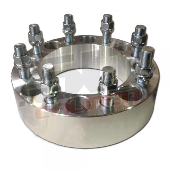 Dual Wheel Spacers : Pc wheel spacers in chevrolet gmc