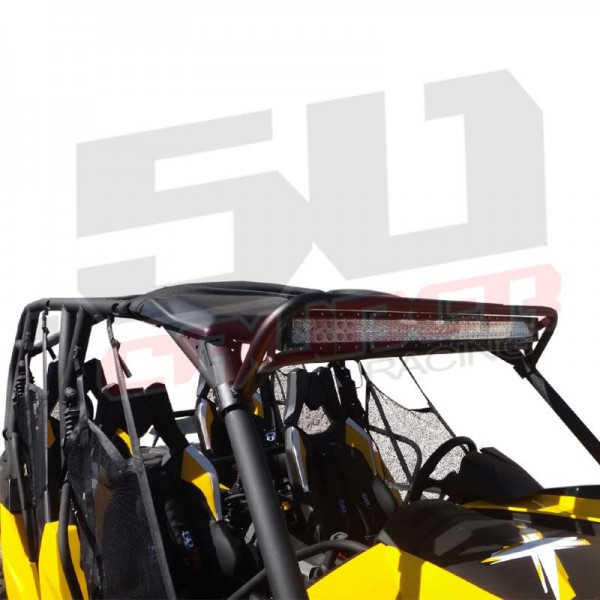 Roll cage led light bar rack mount combo can am maverick commander can am 2014 roll cage light bar rack combo with 40 inch led light bar cheapraybanclubmaster Gallery