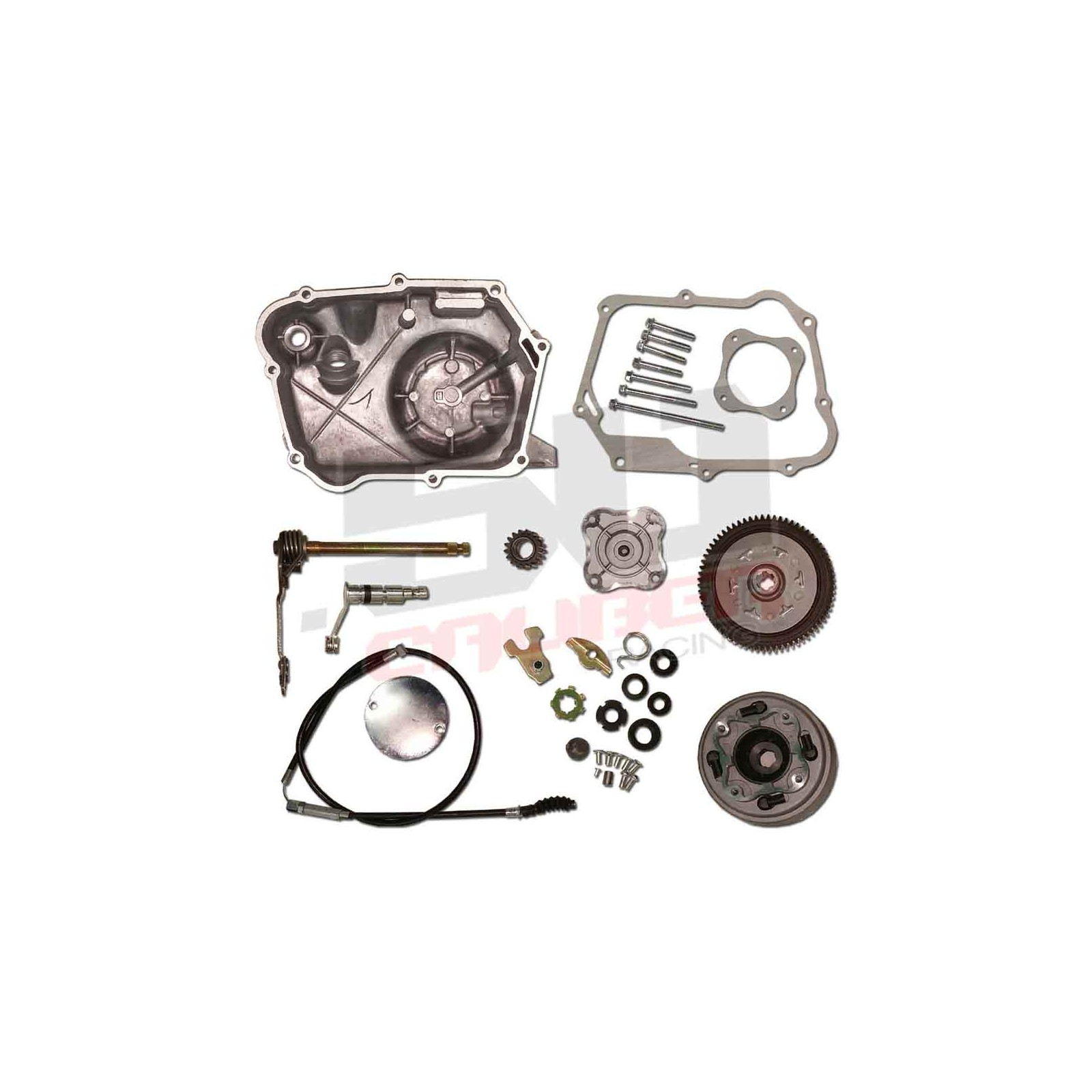 Honda Xr50 Parts Diagram Wiring Electricity Basics 101 Xr50r 50 Manual Clutch Kit For Crf50 Z50 Pit Bikes Rh 50caliberracing Com Xr 2002