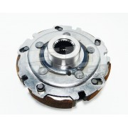 Wet Clutch Assembly - Grizzly 660 - Fully assembled