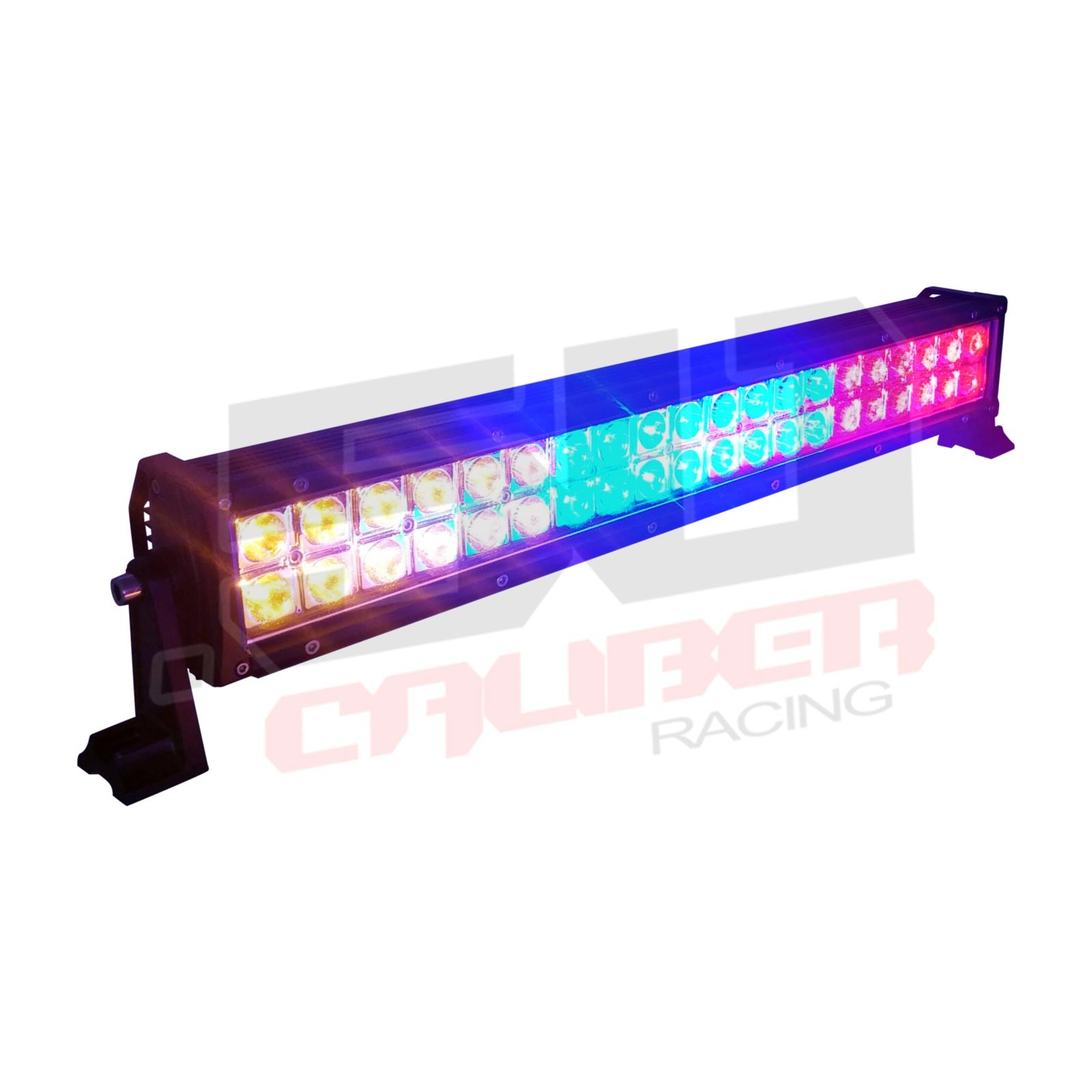 Multicolor Flashing 22 Inch Led Light Bar With Wireless