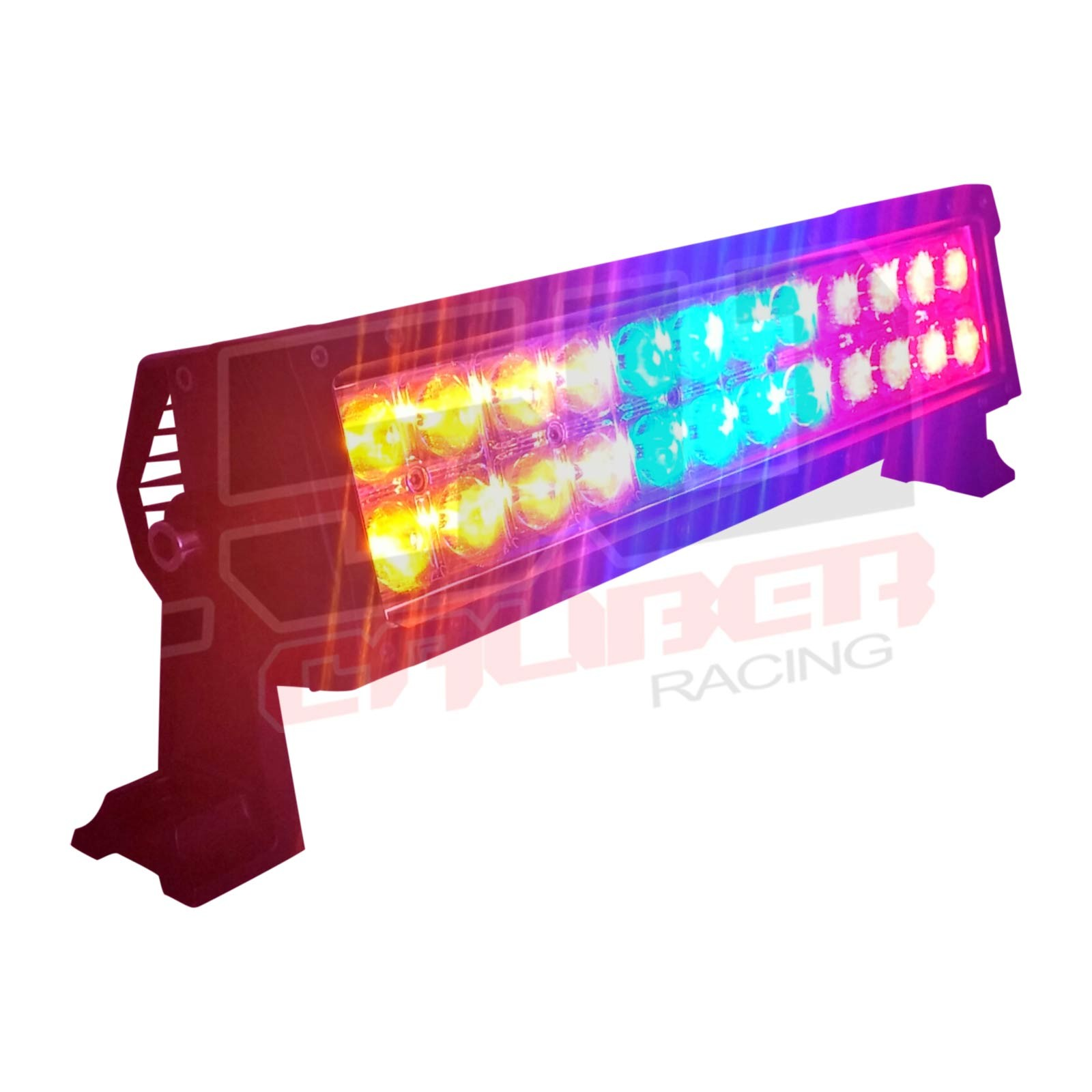 Rocker switch zombie lights led light bars amp off road lighting - 12 Inch Multicolor Led Light Bar With