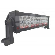 12 inch LED Light Bar - Dimensions - 50 Caliber Racing