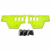 XP1000 6 Switch Dash Panel Lime Squeeze