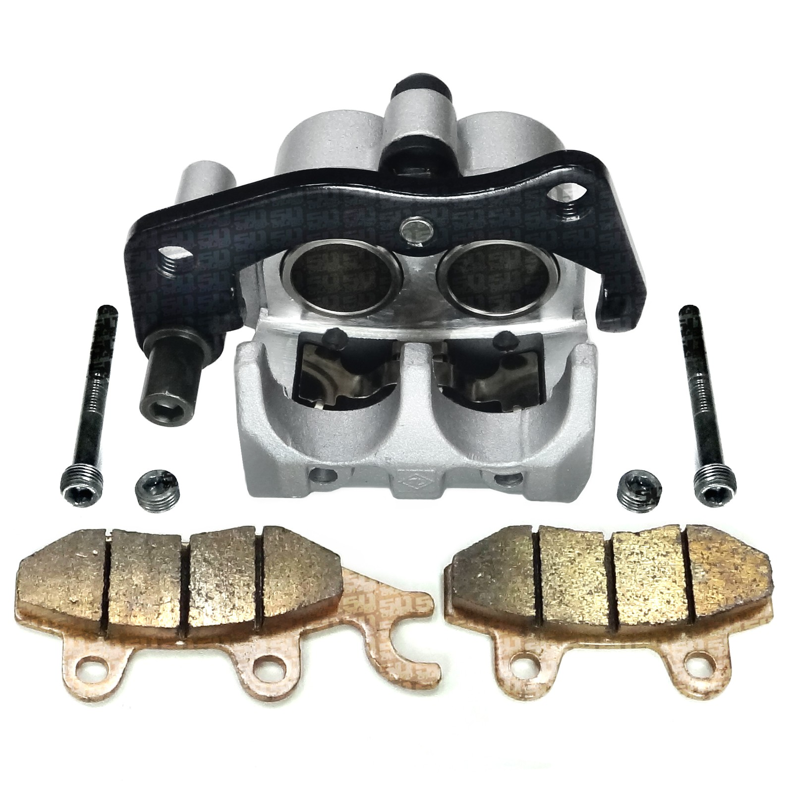 Yamaha Rhino YXR 450 660 Front Left or Right Brake Caliper with Pads