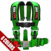 "3"" 5 point Harness Seat Belt 50 Caliber Racing"