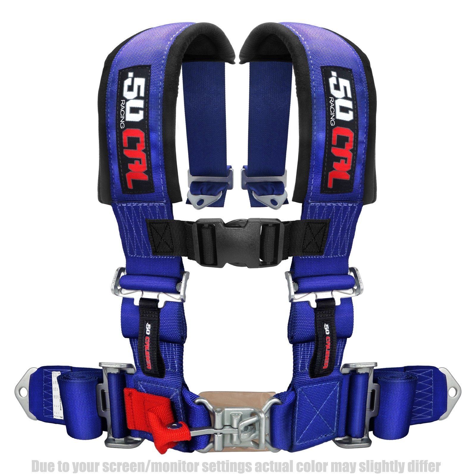 50 Caliber Racing 3 4 Point Safety Harness Seat Belts. Blue 3 4 Point Harness Seat Belt 50 Caliber Racing. Seat. Seat Belt Harness Zipper At Scoala.co