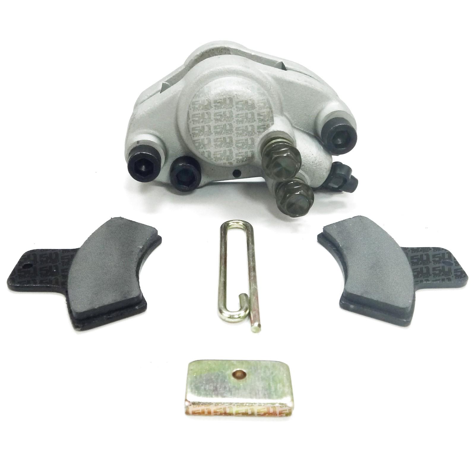Polaris Atv Scrambler 500 2x4 And 4x4 Replacement Brake Caliper With 2006 Fuse Box Rear