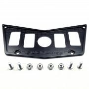 Polaris RZR XP900 800 570 4 Switch Dash Panel Black