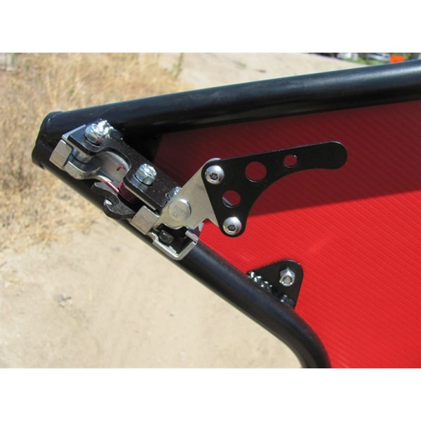 Next  sc 1 st  50 Caliber Racing & Steel RZR 2 Doors from PRP 570 800 900 with slam latches