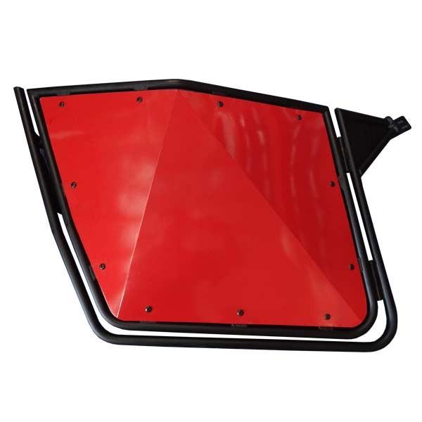 50 Cal RZR Doors Red on Black  sc 1 st  50 Caliber Racing & 50 Caliber Racing RZR Doors 800 rzrs xp900 5702 door aluminum ...