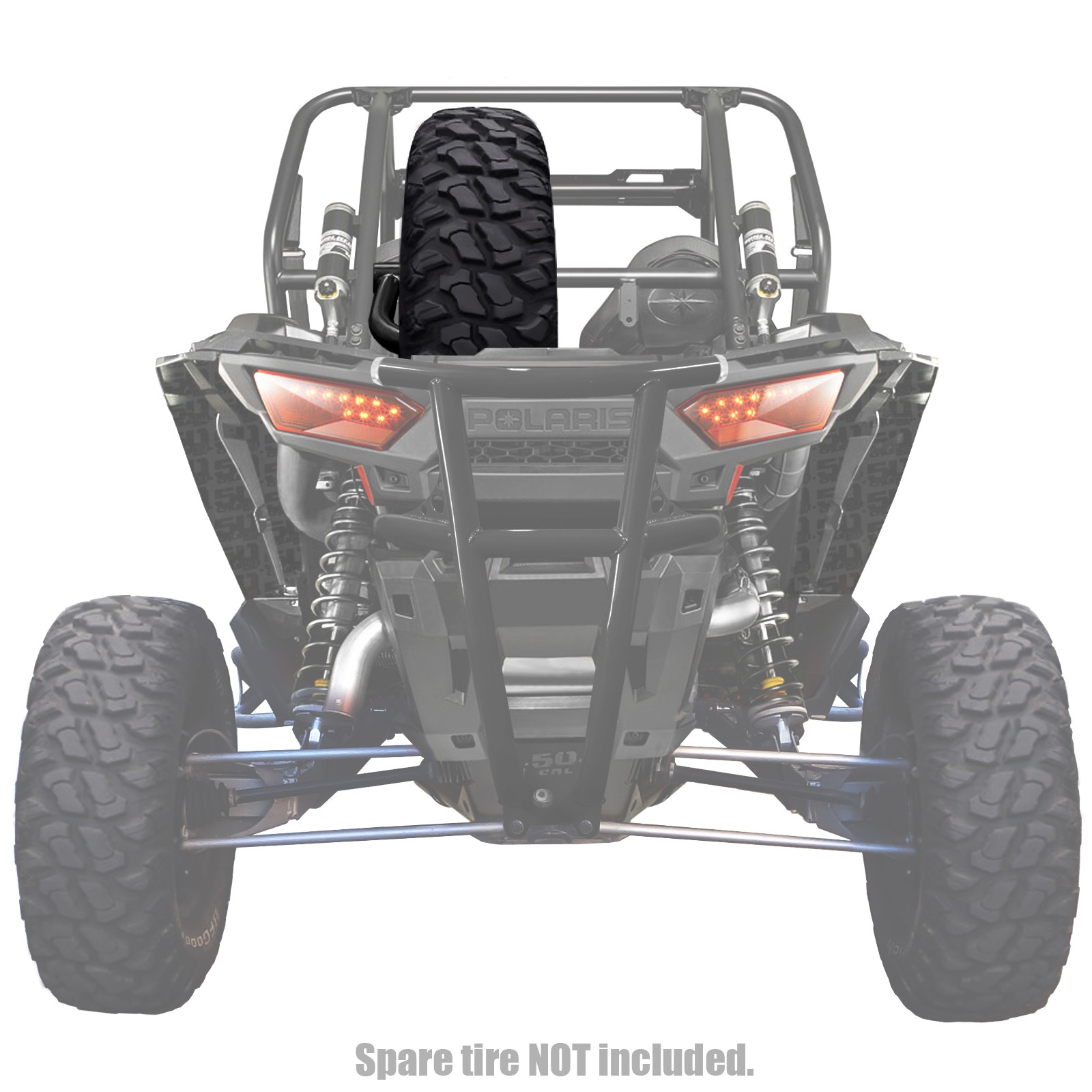 Bed Size Of  Rzr