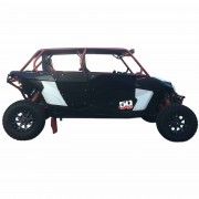 Can-Am Maverick Max Low Back Roll Cage