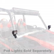 Polaris General Pod Light Mounting Brackets
