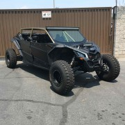 Can-Am X3 4 seater Desert Edition Radius Cage