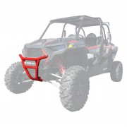 2019 RZR XP1000 Tubular Front Bumper In Red or Black Powdercoat