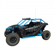 Can-Am X3 2 Seat Pro Race Cage Front View