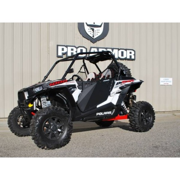 Pro Armor Polaris RZR 2 XP1000 Doors with cut outs  sc 1 st  50 Caliber Racing & Pro Armor XP 1000 Replacement After market RZR 2 Door with cut outs