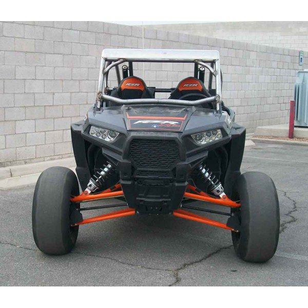 Polaris Rzr Xp1000 Roll Cage With Radius Bends And Aluminum Roof