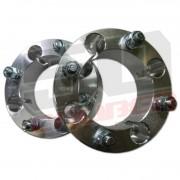 Wheel Spacers 4x137 2 inch 12mm stud
