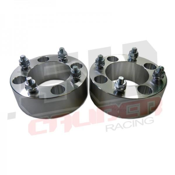 "1/"" Wheel Spacers 4x115 fits Arctic Cat 250 300 300i 2x4 4x4 10x1.25 Studs 4"