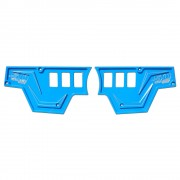 XP1000 6 Switch Dash Panel (Only) Blue