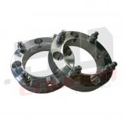 Polaris Wheel Spacers 4x156 1.5 inch - 12x1.5 Studs