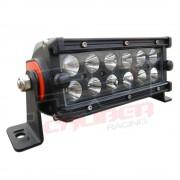 6 Inch Spot Beam 36 Watt LED Light Bar