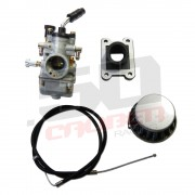 Replacement Carburetor and Intake Kit KTM 50 SX