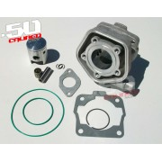 KTM 50 water cooled Top End Cylinder Kit