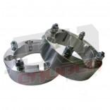 YXZ 1000R Wheel Spacers 4x110 - 12x1.25 Studs