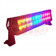 12 Inch Multicolor LED Light Bar with Wireless Remote