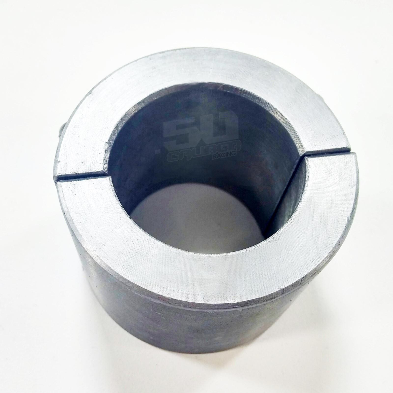 clamp tube collar split roll bar 75 od rzr am x3 utv clamps tubing round bolt inch fabrication cage polaris