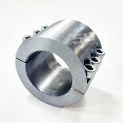 "Split Collar Tube Clamp for 2"" OD Roll Bar - Fabricate your own intrusion bar ( v bar)"