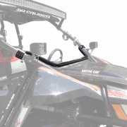 Clamp-on Dash Intrusion Bar for Arctic Cat Wildcat