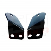 A-Pillar Pod Light Mount Brackets for Arctic Cat Wildcat