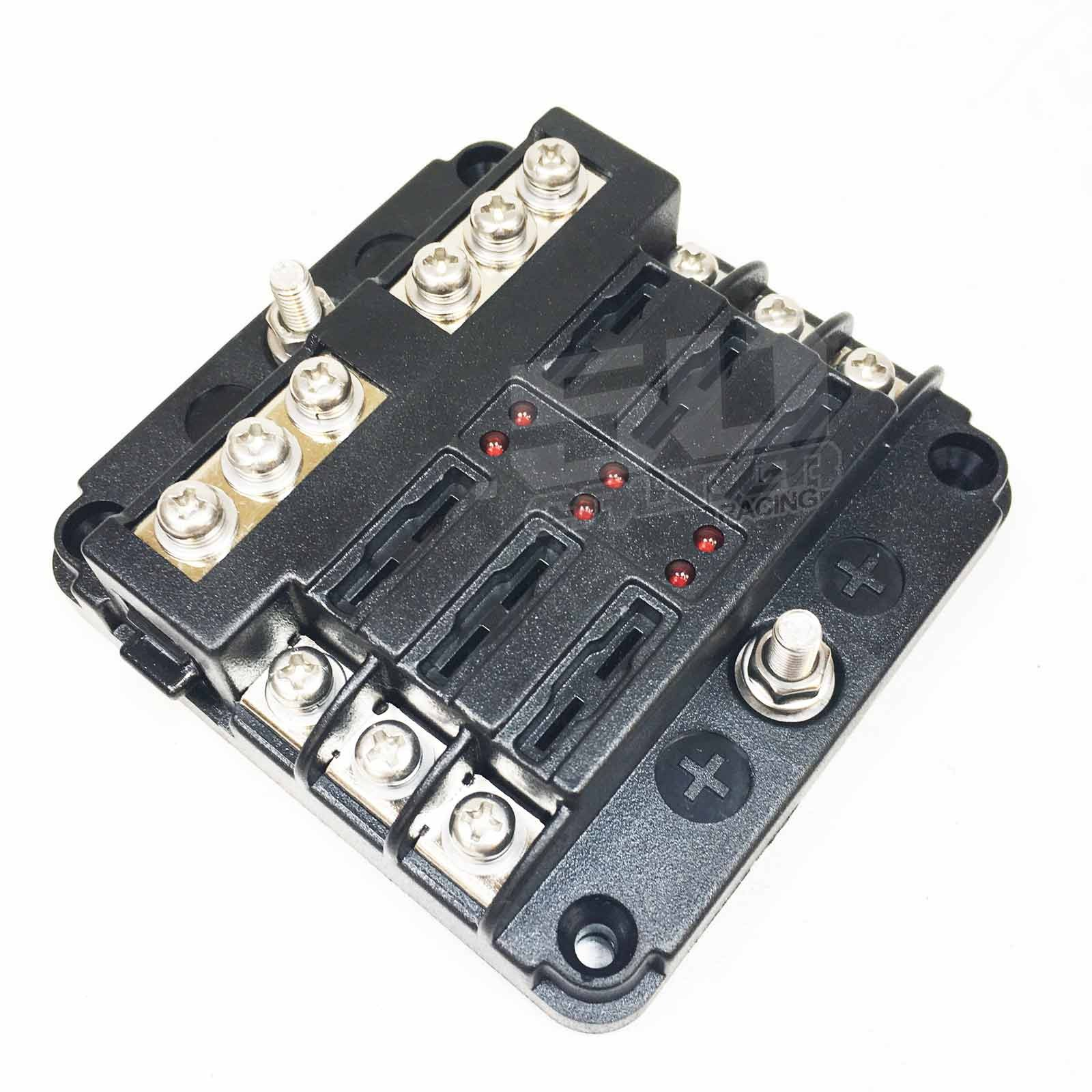 Jeep Fuse Box Terminals Wiring Library Terminal 6 Way Power Block With Ground