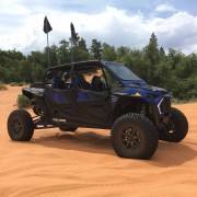 Polaris RZR 4 Xp1000 Rock n' Roll Cage