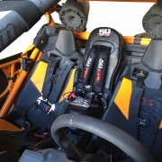 Can-Am X3 Bump Seat with Harness