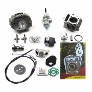 88cc Race Head Vintage big bore kit for honda z50 and ct70
