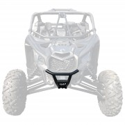 Can-Am X3 Front Bumper Raw with no Powder coat finish