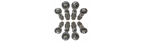 Rod End Fabrication Kits